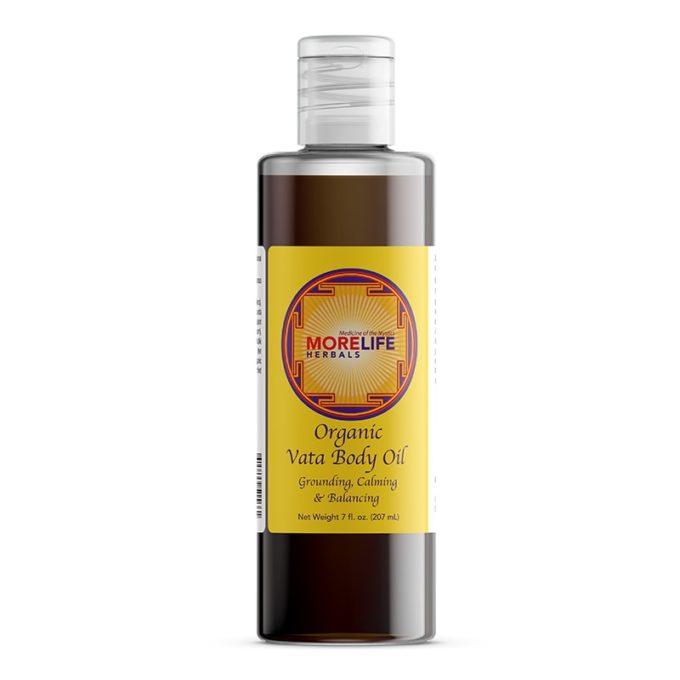 Vata Body Oil