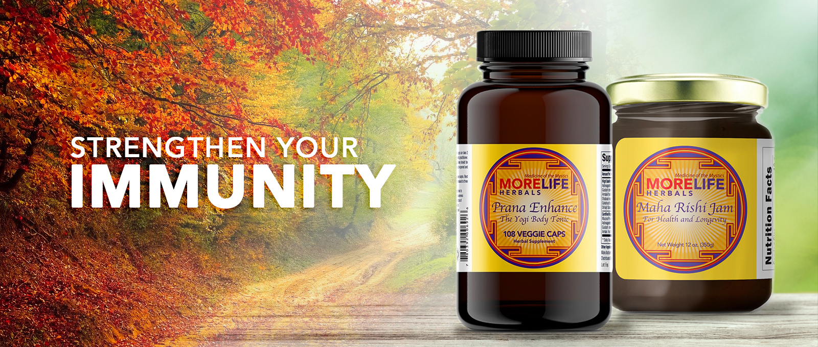 MoreLife Market – Strengthen your Immunity