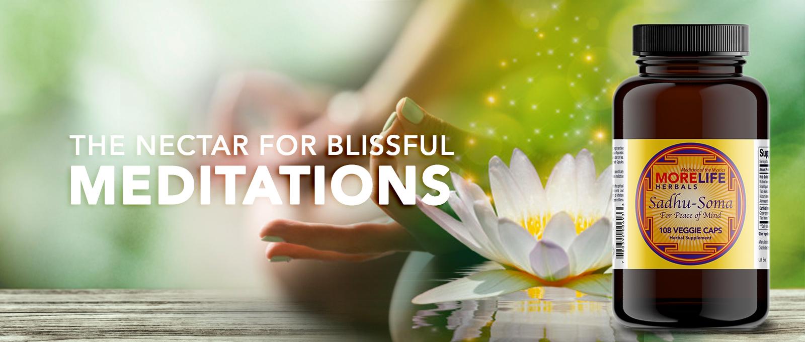 MoreLife Market – Meditation Sadhu