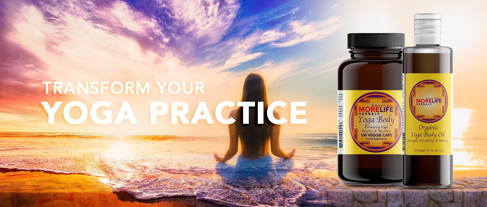 MoreLife Market – Yoga Body