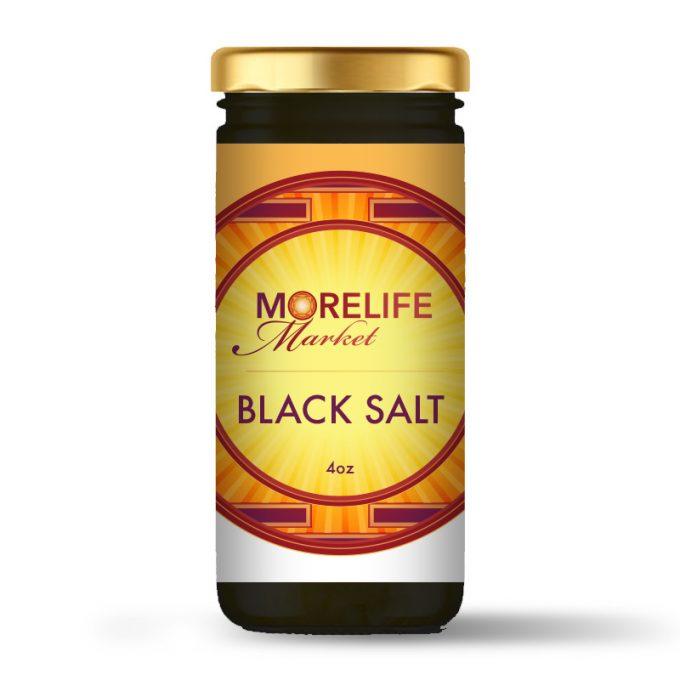 MoreLife Market - black salt