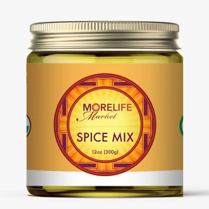 MoreLife Market -spice mix