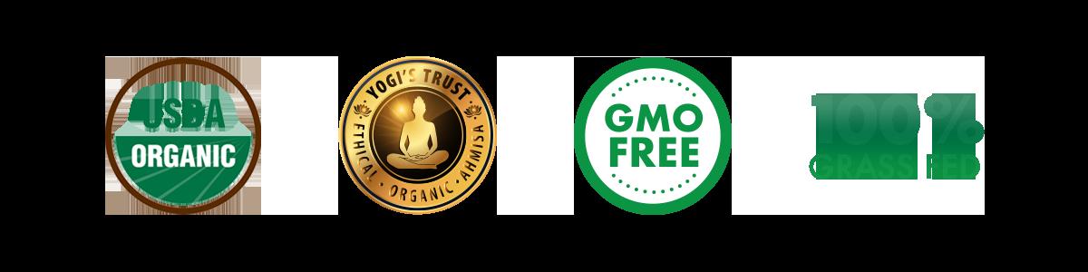 MoreLife Market - USDA Organic, Gold Yogi Seal, GMO Free