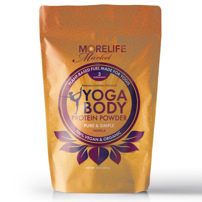 MoreLife Market - Yoga Body Protein Powder